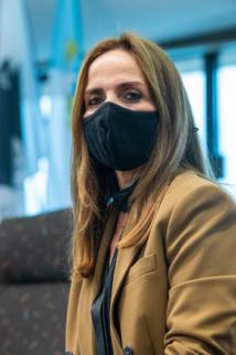 Adjointe déléguée à l'Excellence environnementale, Caroline Corticchiato a présenté plusieurs rapports portant sur des actions en faveur de la transition écologique.