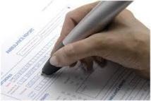 Les Formulaires administratifs