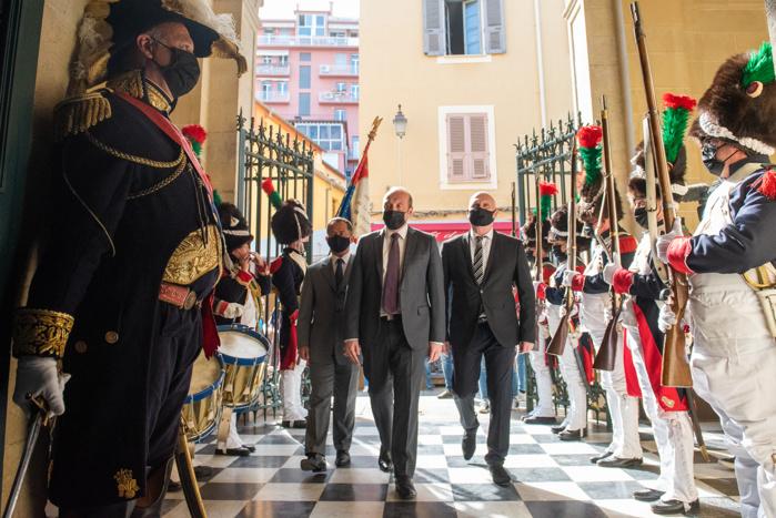 Napoléon 2021 / la cérémonie du 5 mai