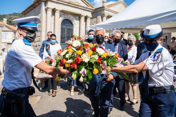 Caravelle Ajaccio-Nice : commémorations en mémoire des victimes