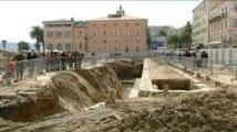 Square Campinchi - La préservation des quais napoléoniens in situ