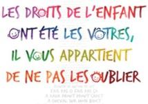 Jeudi 20 novembre Journée Internationale des droits de l'enfant