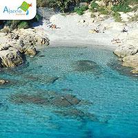 L'été dans la région d'Ajaccio
