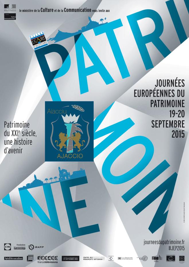 Journées Européennes du Patrimoine 19 et 20 septembre