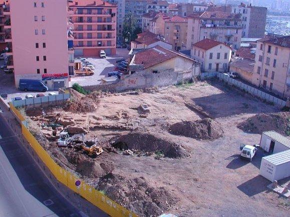 Le site arch ologique for Piscine ajaccio