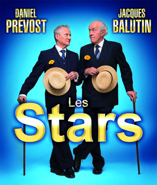 """Les Stars"" au Palatinu"