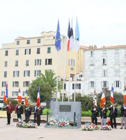 Journée Nationale du souvenir des victimes et des héros de la Déportation dimanche 24 avril