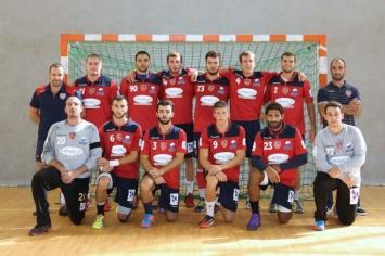 Handball Ajaccio/Montelimar