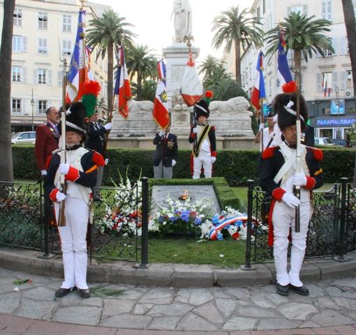 214ème anniversaire de la création de la Légion d'Honneur le 19 mai 1802