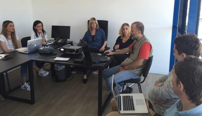 Les agents portuaires en formation à Ajaccio