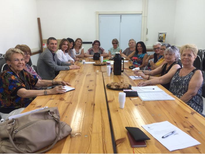 Renouvellement du conseil consultatif de la maison des aînés