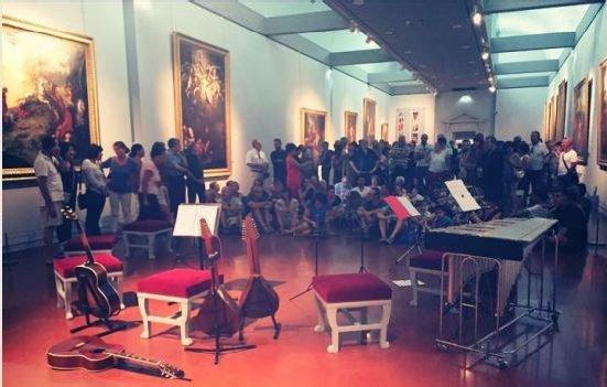Les dimanches en musique : Concert des enseignants du Conservatoire Henri Tomasi, département des vents
