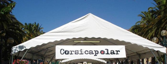 10ème Festival du polar corse et méditerrannéen Corsica Polar Place Foch