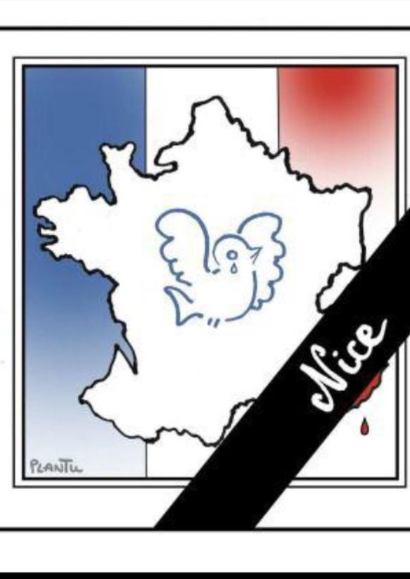 Deuil national et soutien aux victimes