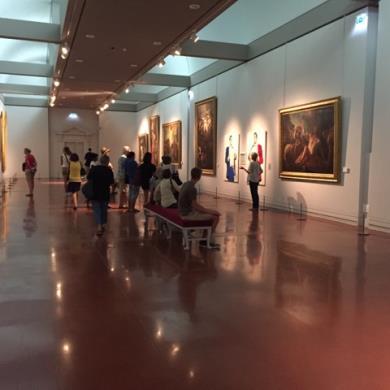 Visite guidée - Les chefs-d'oeuvre du Palais Fesch