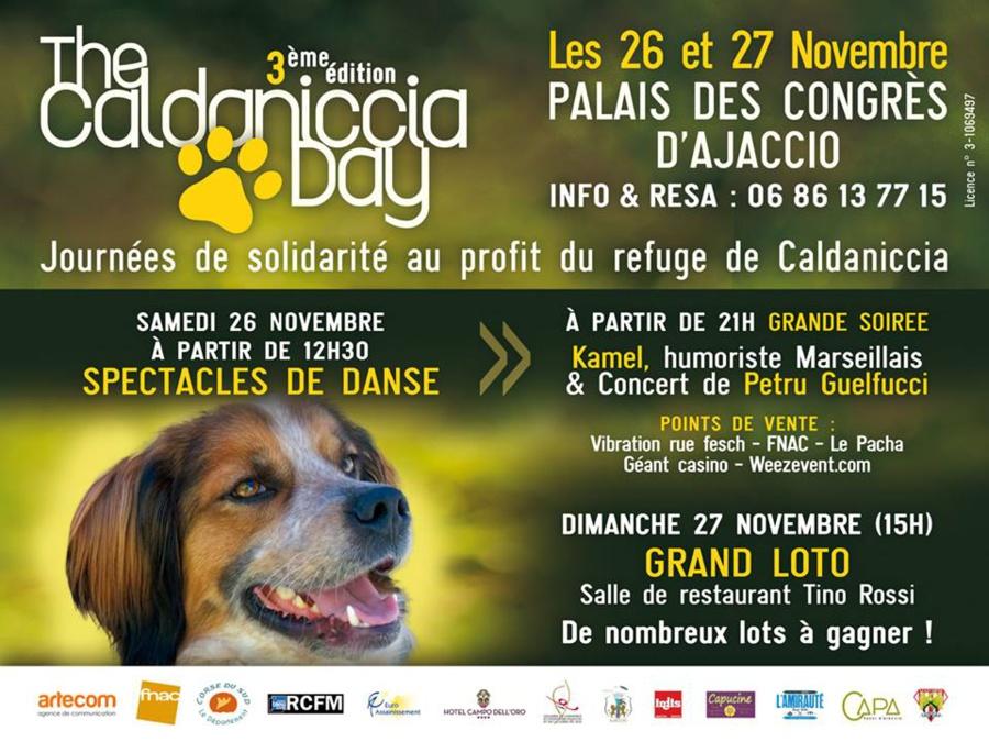 3ème édition du Caldaniccia Day 26 et 27 novembre