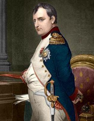 L'exil à Sainte-Hélène et la naissance de la légende napoléonienne (1815-1821) 8 décembre 14h30 Cité Grossetti