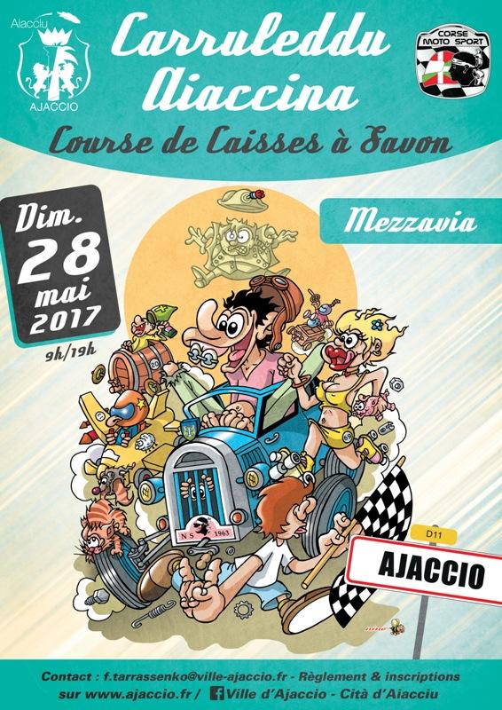 Carruleddu GP Aiaccina dimanche 28 mai clôture des incriptions le 25 mai à minuit