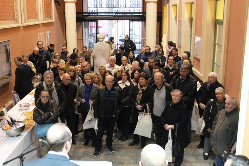Les nouveaux résidents ajacciens reçus en mairie