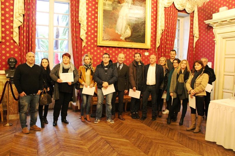 Cirtificatu di lingua corsa 15 nouveaux agents diplômés