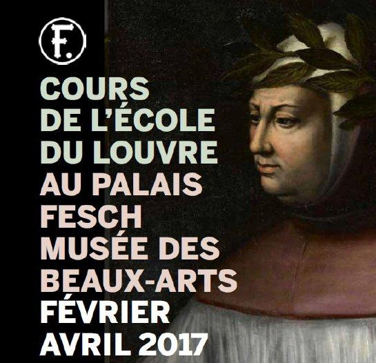 Cours du Louvre au Palais Fesch
