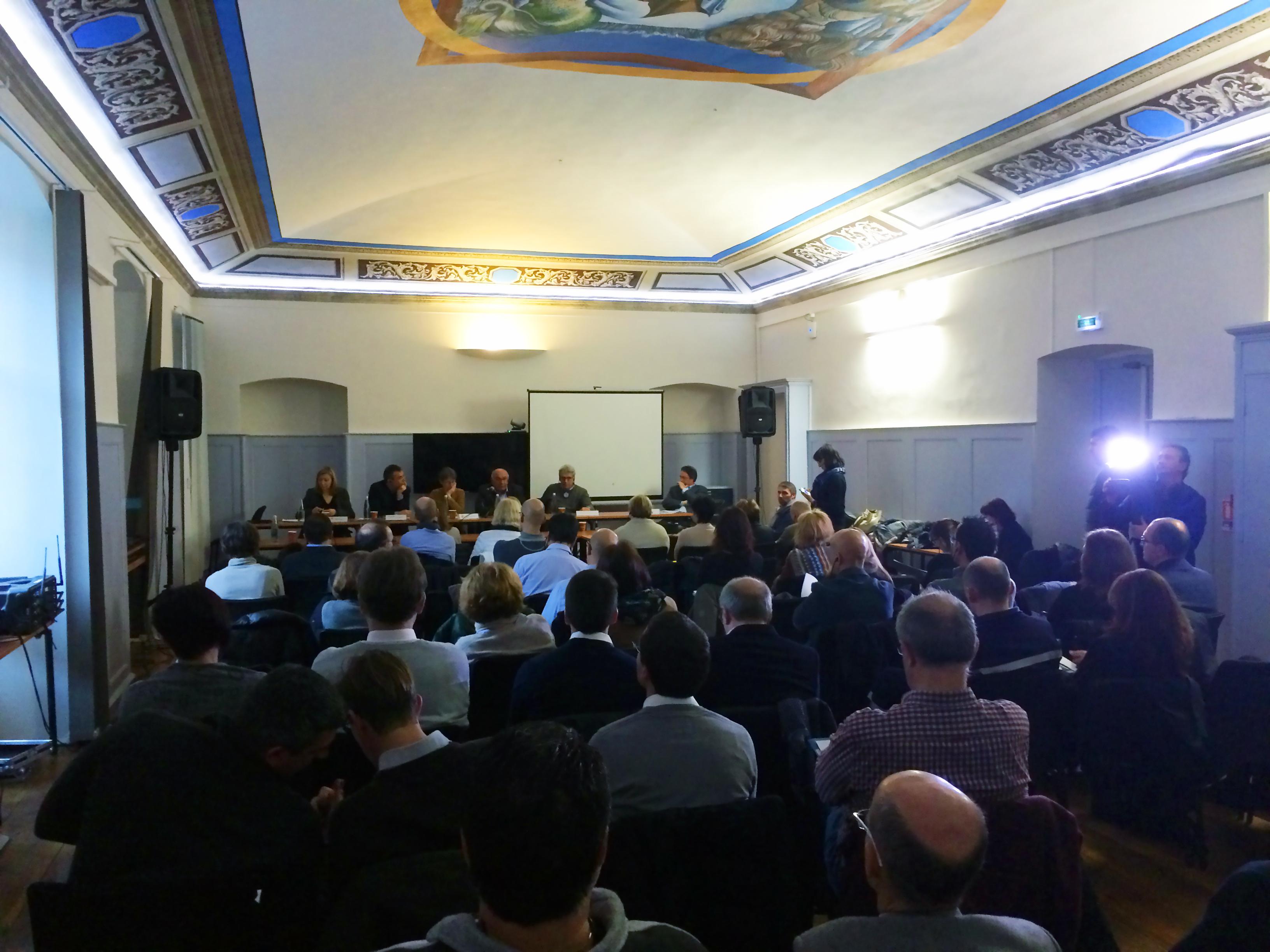 Évènement de lancement du projet PROTERINA 3 - évolution des 8 et 9 février 2017