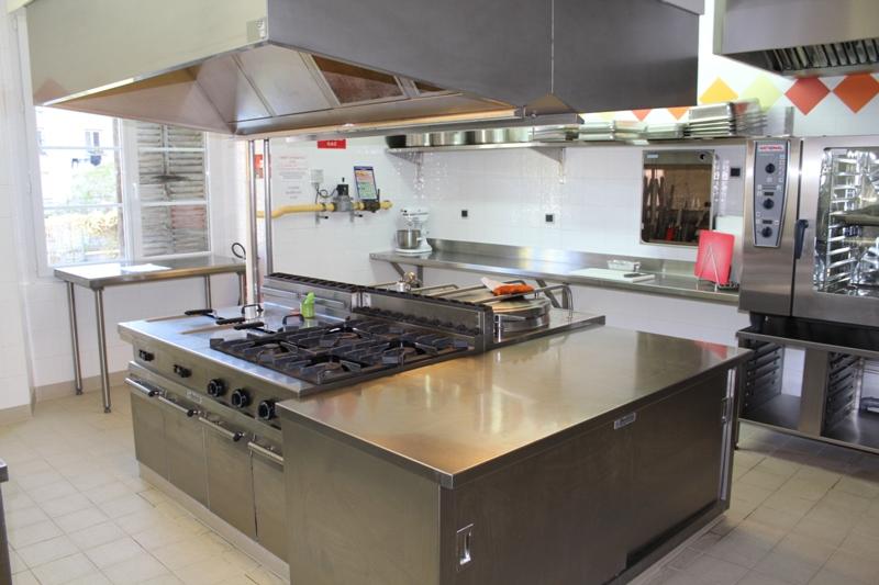 Ouverture d une cuisine centrale pour les cr ches de la for Cuisine centrale