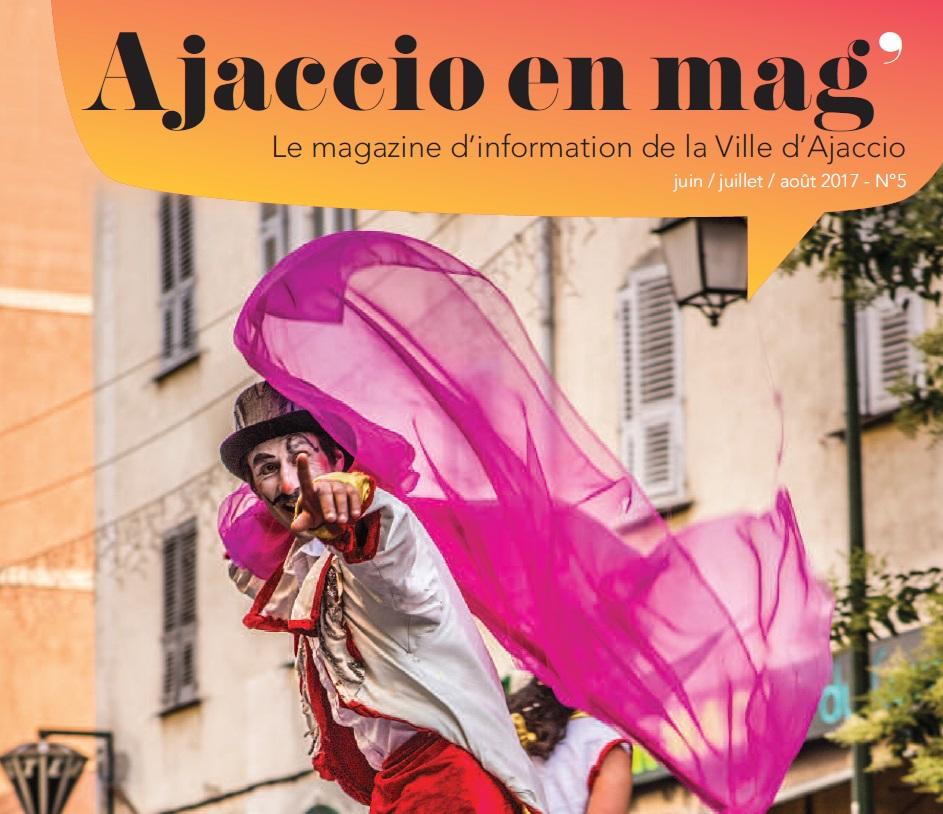 Ajaccio en Mag' fête l'été