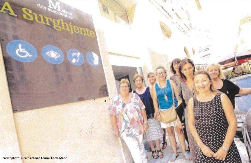 Nouveaux locaux pour les associations qui œuvrent en faveur des personnes handicapées