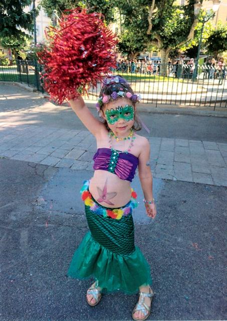 Lisa-Marie Orsini 6 ans remporte des places de cinéma Ellipse