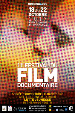 11ème édition du festival du film documentaire par l'association Corsica.doc