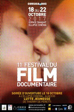 11ème édition du festival du film documentaire par l'association Corsica.doc