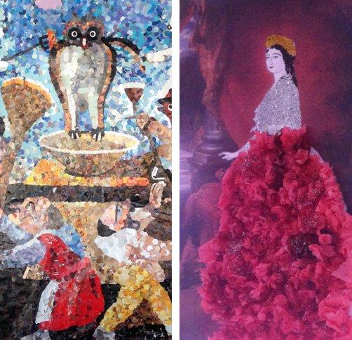 Exposition Hors les murs : LES ARTS S'INVITENT Á L'ARS