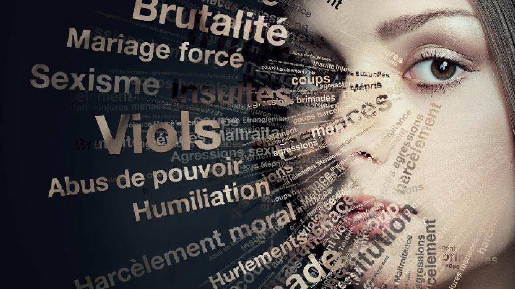 Un banc rouge pour dénoncer les violences faites aux femmes