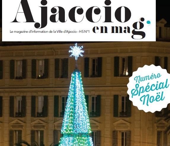 Ajaccio en Mag' hors-série spécial Natale in Aiacciu