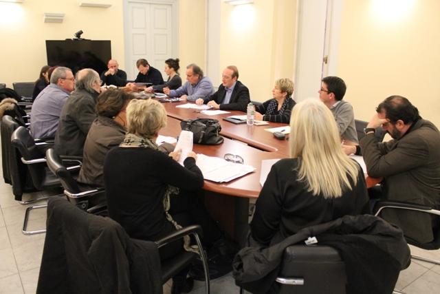 Réunion du Comité Inter-quartiers du 8 février 2018