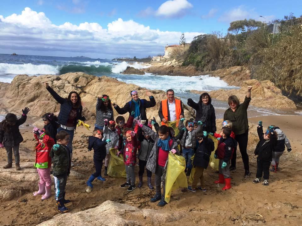 Journées des super-héros plage de l'odyssée Résidence des Iles