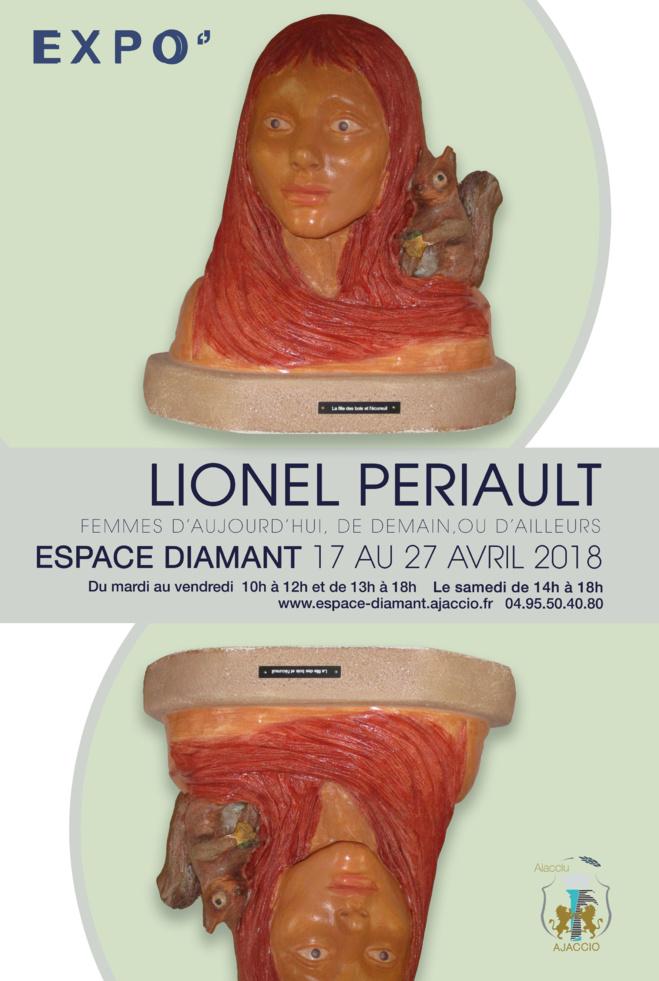 """Exposition FEMMES D'AUJOURD'HUI, DE DEMAIN OU D'AILLEURS"""" - Lionel Periault"""