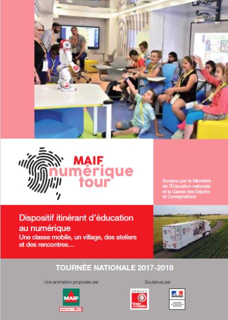 MAIF Numérique Tour du 19 au 21 avril à Ajaccio