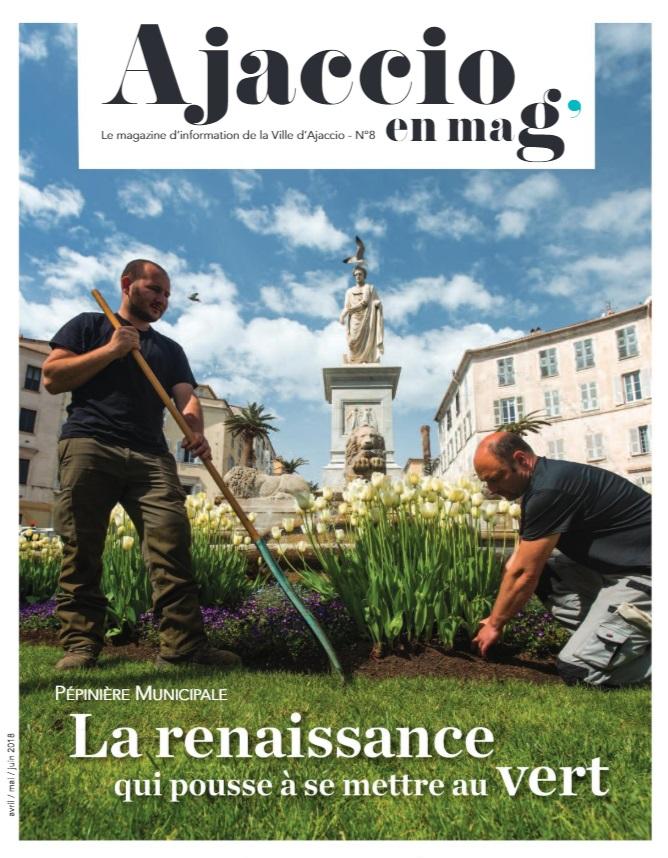 Ajaccio en Mag' n°7 Printemps