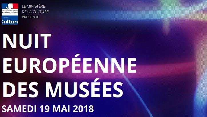 Nuit Européenne des Musées au Palais Fesch