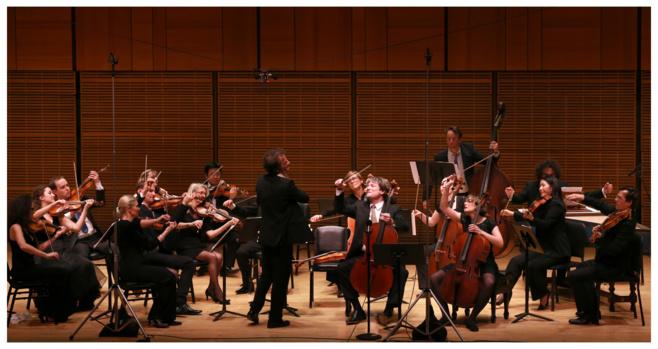 Concert Classique avec Jean-Christophe Spinosi et l'Ensembre Matheus : Monteverdi 2.0 le 11 juillet au Lazaret