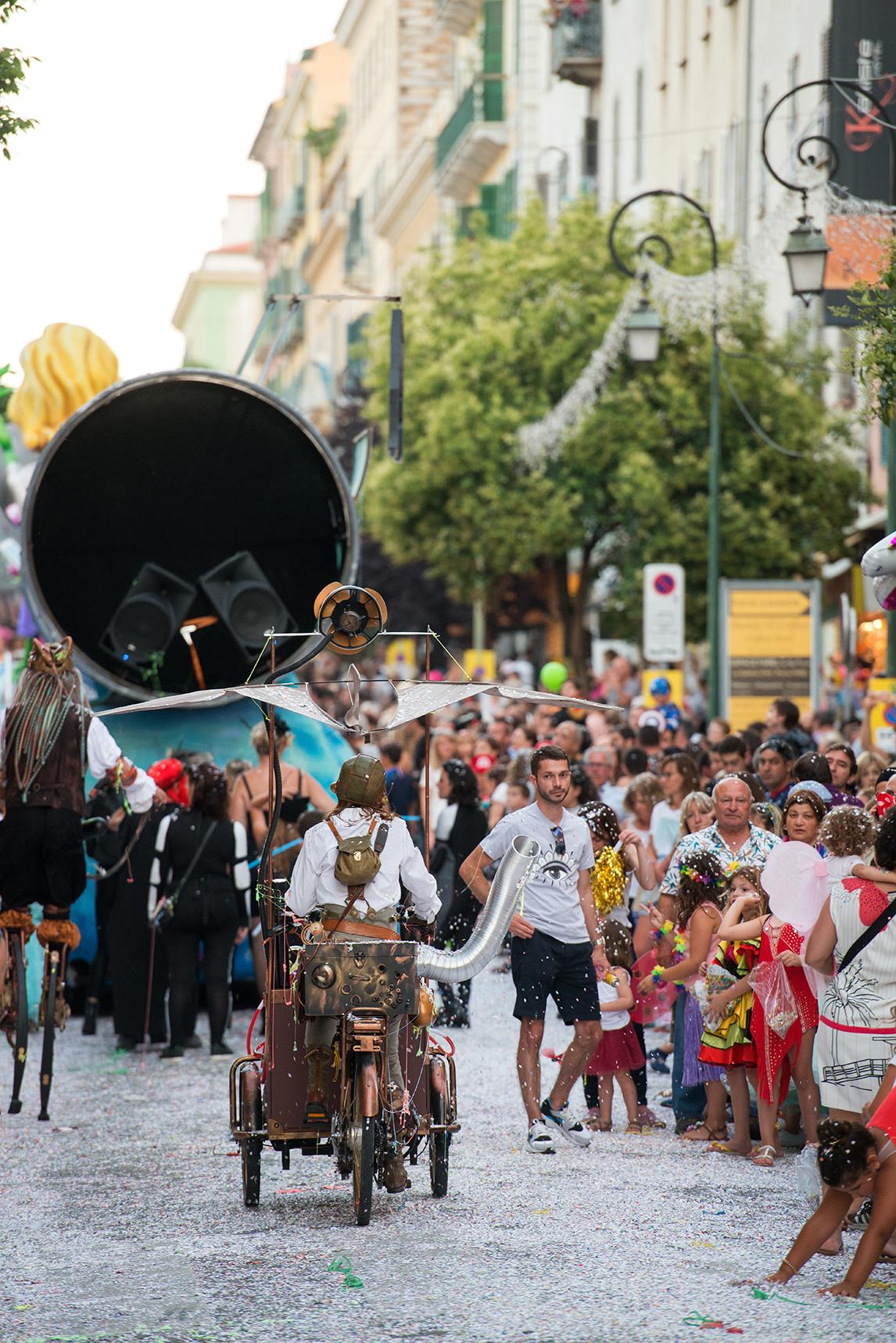Retour en Image sur le Carnavali d'Aiacciu 2018