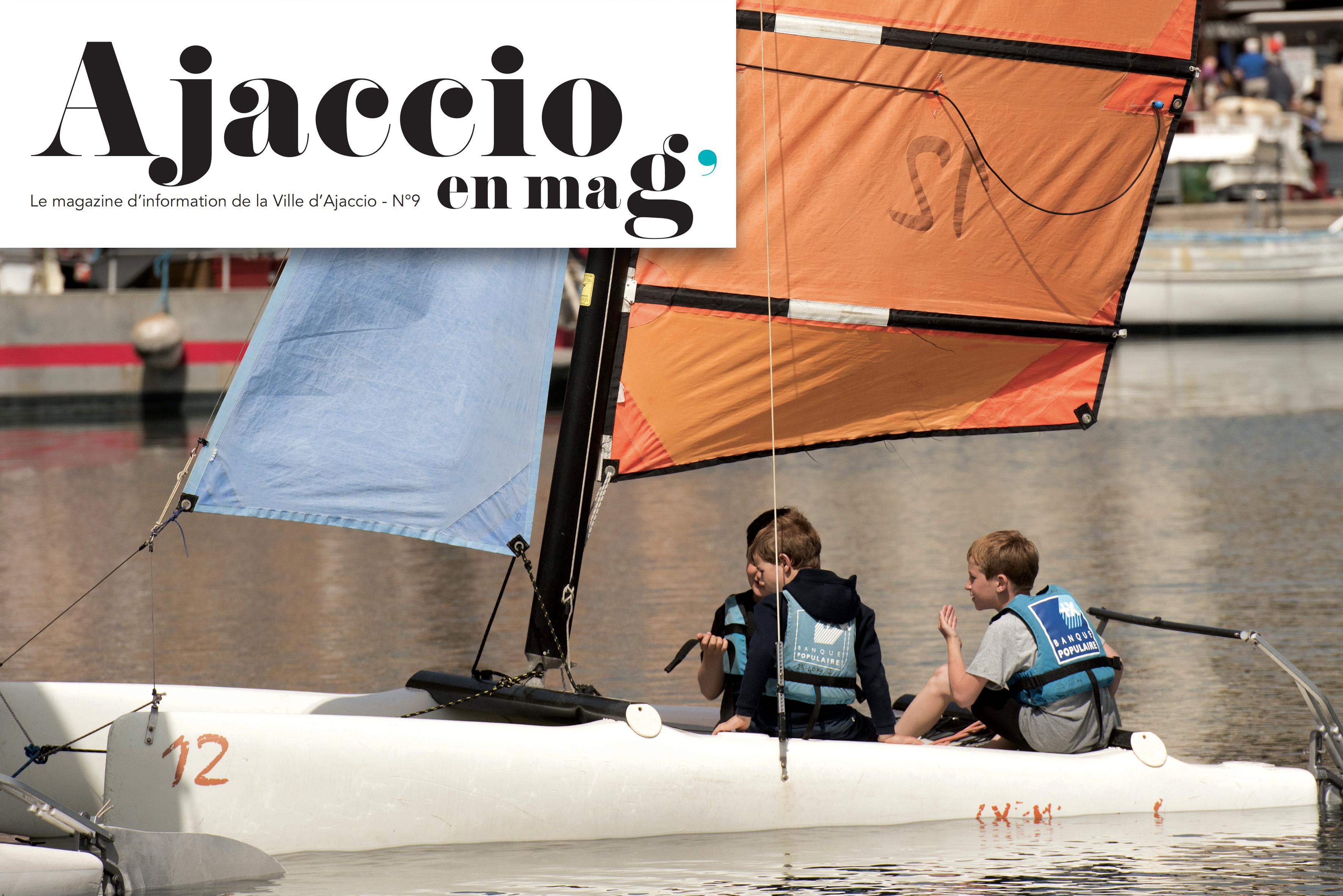 Vivez l'été avec Ajaccio en Mag'