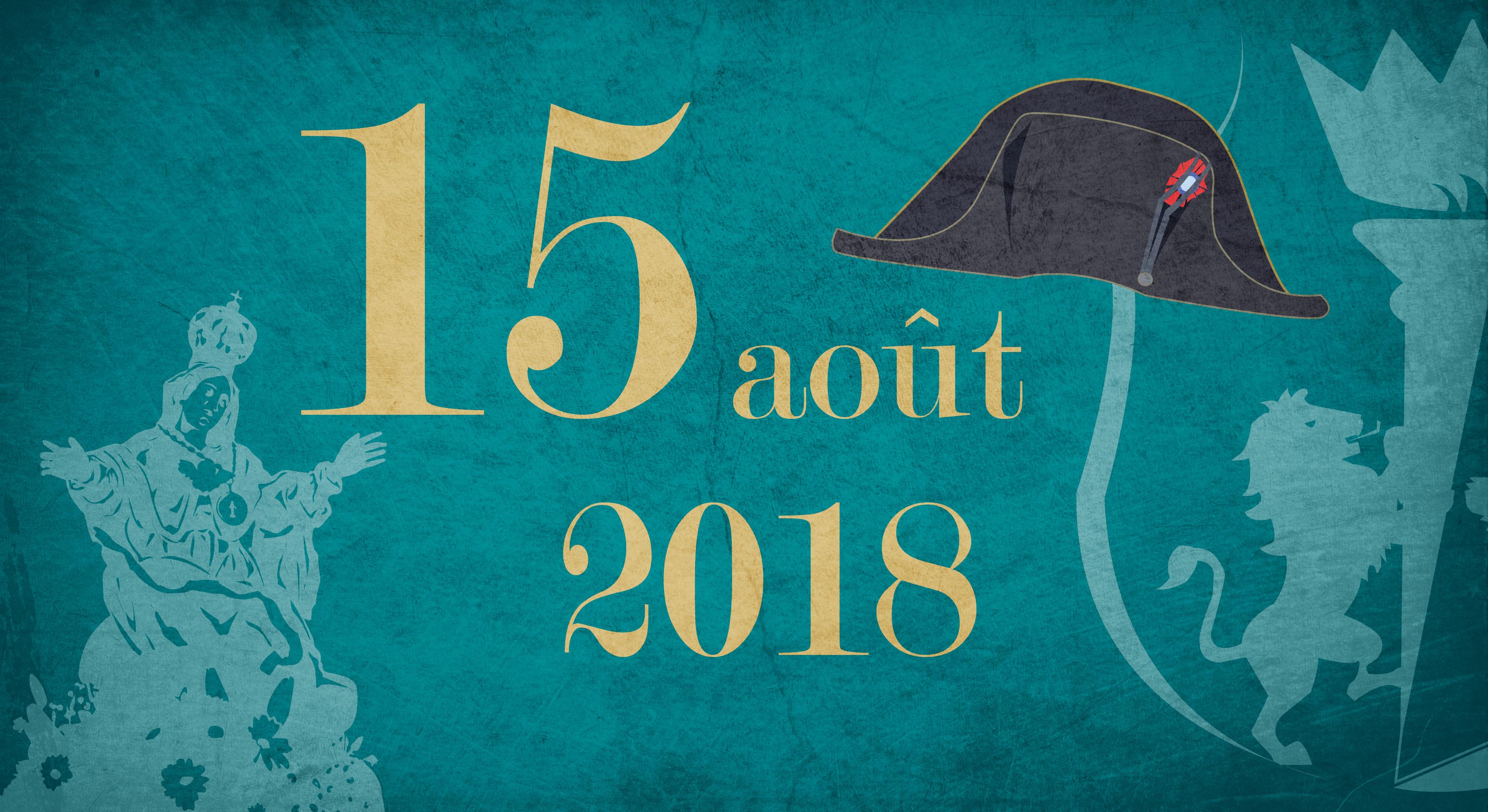 Le 15 août à Ajaccio
