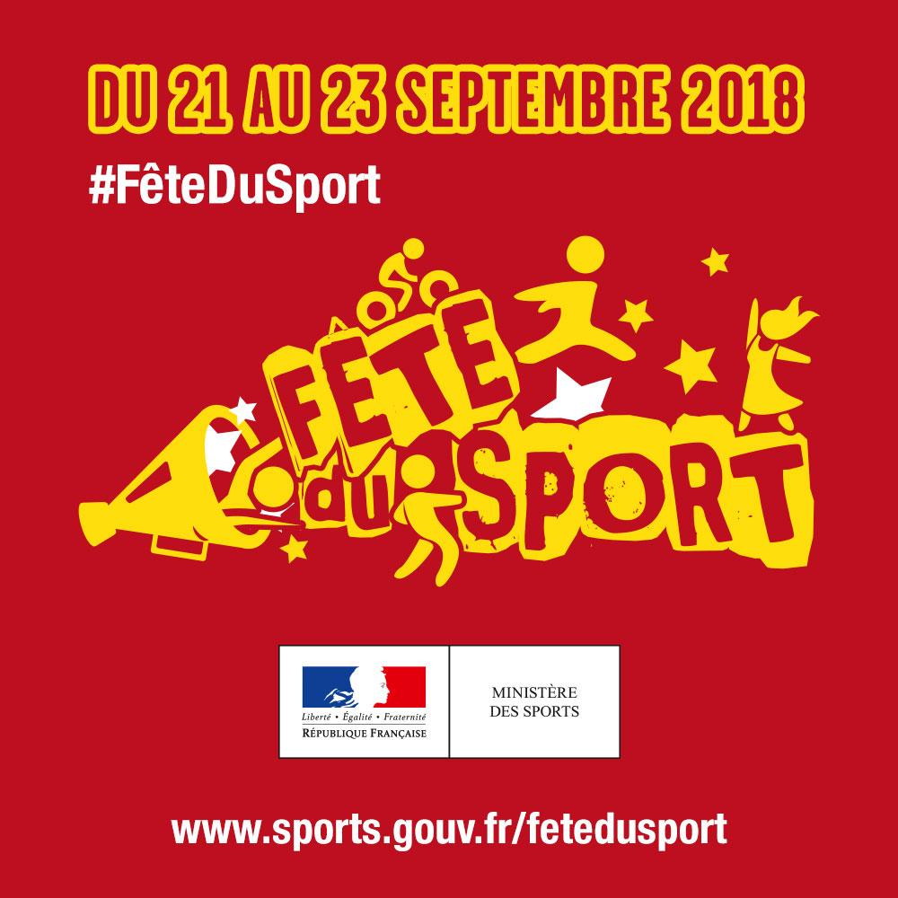 Fête du sport 2018, pour une ville qui bouge à Ajaccio les 21 et 22 septembre