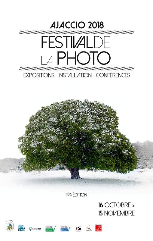 1 ere édition du Festival de la photo d'Ajaccio du 16 octobre au 15 novembre 2018