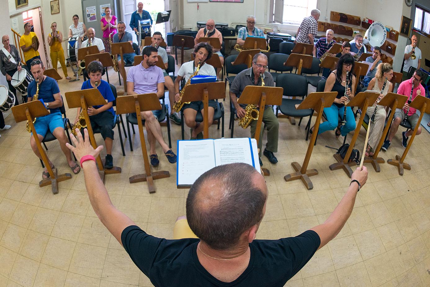 Ouverture de classes pour adultes à l'école de musique municipale