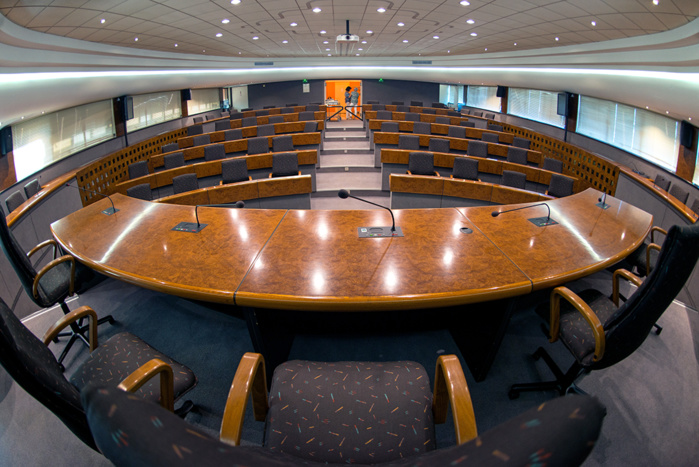 Conseil municipal du lundi 12 novembre 2018