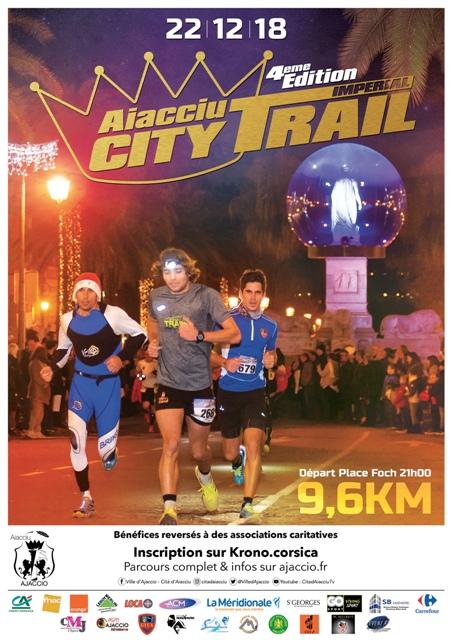 City Trail Imperial Samedi 22 décembre 21h